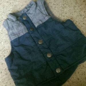 Cat & Jack baby vest, 6-9 months